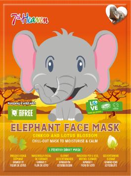 Image of Elephant Face Mask
